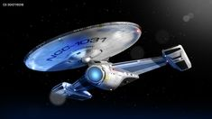 Thanks to I felt I had to do a ship from Star Trek: Discovery - and it is the titled ship itself. Discovery (My Version) Spaceship Art, Spaceship Concept, Science Fiction, Scotty Star Trek, Trek Deck, 90s Stars, Starfleet Ships, Star Trek Captains, Sci Fi Spaceships