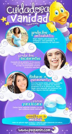 Durante el embarazo es mejor tener cuidado con algunos procesos y productos de belleza. Te decimos cuáles son.