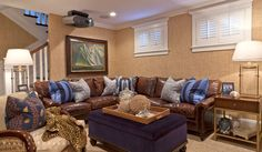 Barclay Butera Interior Design - Los Angeles Interior Designer, Newport Beach Interior Designer, Park City Interior Designer, New York Interior Designer - 242 Hazel Drive