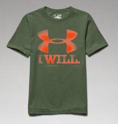 Boys' UA Contender T-Shirt