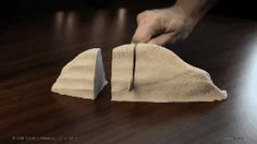 Kinetic sand - this stuff is cool i want some