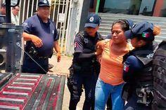 m.e-consulta.com | Inicia huelga de hambre hija de indígena detenida por pedir trabajo | Periódico Digital de Noticias de Puebla | México 2015