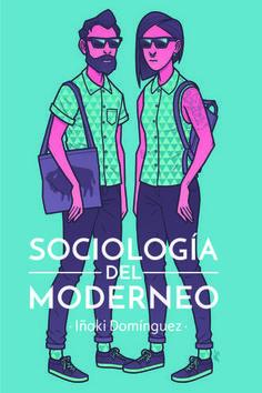 Portada de 'Sociología del moderneo' (Melusina)