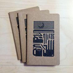 booklets - binding idea for folio
