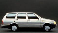 Come la Duna, questa versione station wagon è inizialmente destinata esclusivamente al mercato brasiliano ma presto arriva anche in Italia.