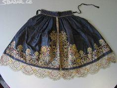 Kyjovský dívčí kroj, stáří cca 80 let Skirts, Travel, Fashion, Moda, Viajes, Fashion Styles, Skirt, Destinations