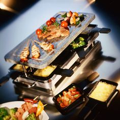 Raclette: it's what's for dinner!