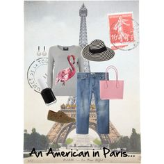 An American in Paris...by brittany