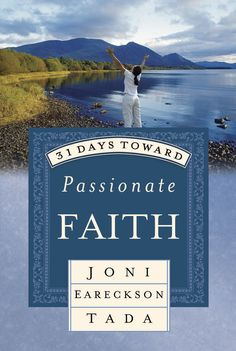 You have been called from death to life, from doubt to faith, from apathy to passion! Joni shares daily inspiration to guide you on your own life's journey.