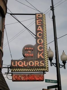 Peacock Liquors.....Chicago, Illinois