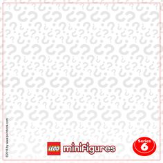 LEGO Minifigures 8827 - Series 6 - Display Frame Plain Background 230mm - Clicca sull'immagine per scaricarla gratuitamente!