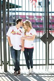 Image result for st louis cardinals engagement pictures