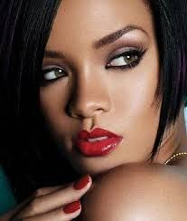 Image result for dramatic lip makeup