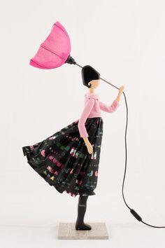 Skitso Girls Lola Lampa - 85 cm Handmade Lamps, Best Sellers, Ballet Skirt, Skirts, Collection, Fashion, Moda, Tutu, Skirt