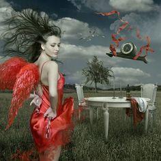 Digital Art by Olesya Mikhailova | Cuded