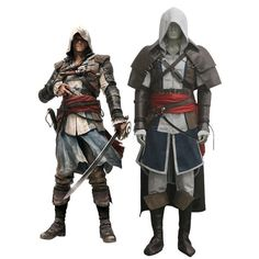 Custom+Made+Assassin's+Creed+IV+4+Black+Flag+Edward+Kenway+Outfit+Cosplay