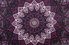 Purple Hippie Wall Tapestries http://www.shilimukh.com/product-category/tapestry-bedsheets