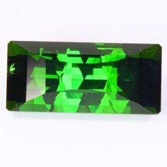 Green Tourmaline 20.43 Carat