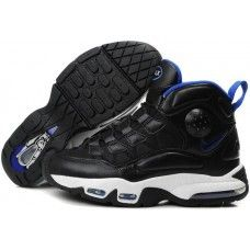 New nike air griffey max 3 mens black/blue shoes