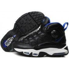 New nike air griffey max 3 mens black/blue shoes