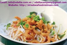 Shrimp dried shrimp Prepare delicious dishes from dried shrimp Material: Dried shrimp , coconut milk, coconut water, curry powd. Coconut Water, Coconut Milk, Dried Shrimp, Vietnamese Recipes, Vietnamese Food, Tasty Dishes, Spaghetti, Curry, Cooking
