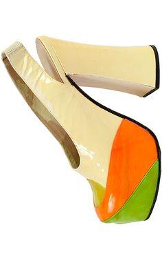 Vintage shoes - Spain - 1970s