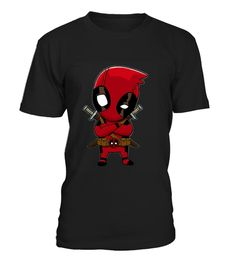 Limited Edition Little Deadpool