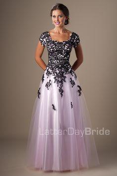 Cheap Modest Prom Dresses
