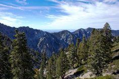 Hiking San Gorgonio, the highest mountain in Southern California