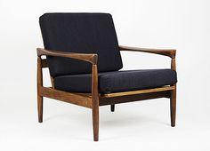 Fotel Vintage Swarzędzkie Fabryki Mebli