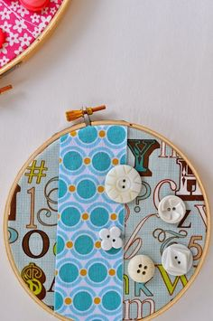 embroidery hoop craft - Yahoo Image Search Results