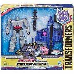Transformers Cyberverse Spark Armor Megatron