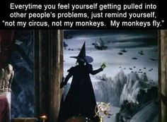 Funny Quotes, Life Quotes, Funny Memes, Hilarious, Fun Funny, Groucho Marx, Witch Quotes, Pagan Quotes, Not My Circus