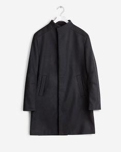 Zac Coat - Outerwear - Shop Man - Filippa K