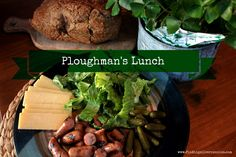 Fit Fridays: Ploughman's Lunch Ploughman's Lunch, Cool Writing, Tempura, Some Recipe, Pennies, Us Foods, Entrees, Meal Prep, Nom Nom