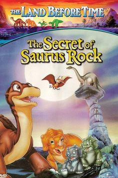 The Land Before Time VI: The Secret of Saurus Rock (1998) | http://www.getgrandmovies.top/movies/37745-the-land-before-time-vi:-the-secret-of-saurus-rock | Legends claim that Saurus Rock keeps bad luck out of the Great Valley. Is it really true? Could the mysterious Longneck named Doe be the famous Lone Dinosaur, who can defeat a Sharptooth with his lasso-like tail? To find out, Littlefoot and company must cross theiGreat Valley and face a dangerous Sharptooth themselves!
