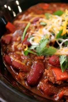 Yet Another Chili Idea