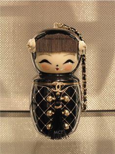 Chanel China Doll Clutch
