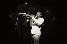 Roy Hargrove  Photograph by Jean Francois Gil