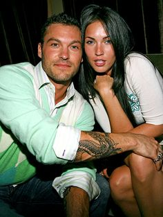 Megan Fox and Brian Austin Green: Hollywood's Hottest Married Couple: Undeniable Chemistry