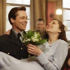 Movies: Brad Pitt Marion Cotillard navigate love and war in thrilling Allied teaser