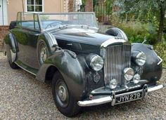 Chassis B132BH (1948) Drophead Coupé by Park Ward