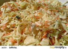 Coleslaw v light verzi recept - TopRecepty.cz