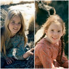 Melissa Gilbert and Melissa Sue Anderson in their roles as Laura and Mary on #LHOTP made a fabulous sister pair.