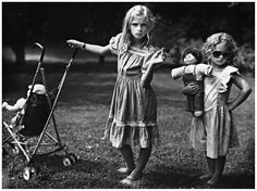 Sally Mann - the new mothers - 1989