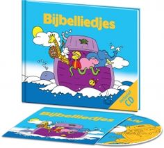 Babyshop@Home - CD Boek Bijbelliedjes Kinderliedjes