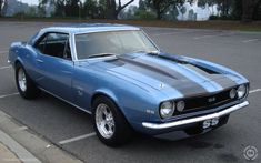1967 Chevrolet Camaro Pictures -- If you like muscle mass cars, take a look at our the majority of popular photos submitted simply by car enthusiasts from close to the world! 68 Camaro Ss, Chevrolet Camaro 1970, Camaro For Sale, Chevy Chevelle, Camaro Car, Classic Camaro, Classic Auto, Cars For Sale Uk, Us Cars