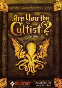 Are You the Cultist? Party Edition | Board Game | BoardGameGeek