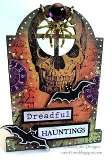 FRIENDS in ART: Halloween Blasts from the Past and DOTD