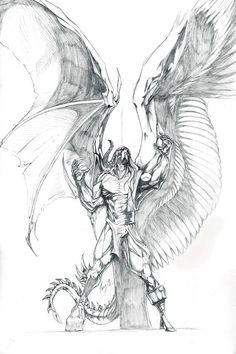 Anjo ou demônio, o que vocês me tornaram?